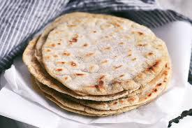minute cava flour tortillas