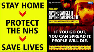 Government launches new coronavirus advert with stay at home or 'people will die' message | ITV News