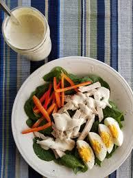 boursin ranch salad dressing low carb