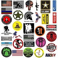 Treearm Hard Hat Stickers Set Of 32 Funny Water Proof Helmet Sticker And Decals With American Flag For Hard Hats Construction Helmet And Tool Box 2 5 3 5 Inch Size Amazon Com