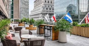 downtown montreal just got a brand new