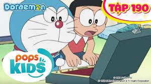Doraemon Tập 190 - Chiến Lược Do Thám Bí Mật, Xin Chào Người Ngoài ...