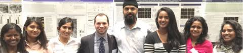 The Singh Lab Team :: Intra cellular channels