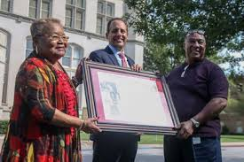 And here we are: her wildest dreams': Community honors Ada Lois Sipuel  Fisher's ongoing impact 70 years after admission as first black student to  OU Law | News | oudaily.com