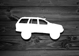 Car Decal For Cherokees Vinyl Decal Mountain Decal Car Etsy Mountain Decal Vinyl Decals Nature Decal