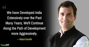 what is the educational qualification of rahul gandhi s