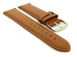 watch strap model genk colour brown