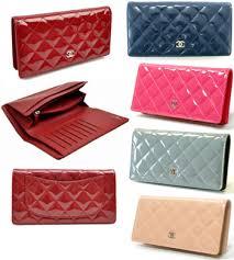 chanel chanel matelasse patent leather