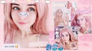 cosplay makeup belle delphine