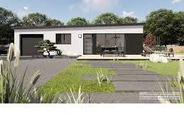 maison neuve terrain 3 pièces 70 m²