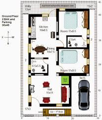 30x45 north facing requested plan