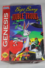 Bugs Bunny in Double Trouble (Sega Genesis, 1996) for sale online ...