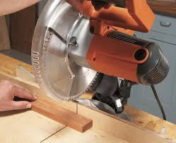 Workshop Tips Zero Clearance Miter Table Popular Woodworking Magazine