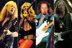 K.K. Downing + Glenn Tipton vs. Adrian Smith + Dave Murray - Make ...