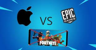 Epic Games tạm thời an toàn trước Apple | Báo Dân trí