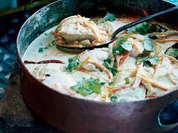 Mahimahi Coconut Curry Stew with ...