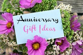 wedding anniversary gifts year australia