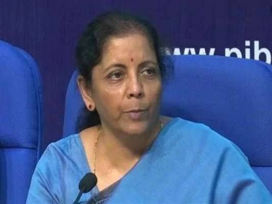 Image result for Rs. 10,000-Crore Push For Affordable Housing Projects: Nirmala Sitharaman""