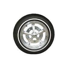 thin white sidewalls for14 inch wheels