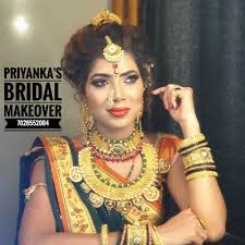 priyanka s ambekar bridal makeover
