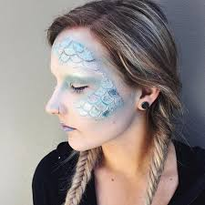 special effects makeup fish scales