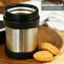 en nuggets warm in school lunchbox
