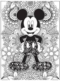 Kleurplaten En Zo Kleurplaten Van Disney Volwassenen