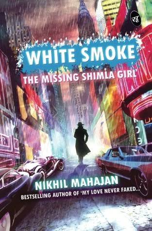 Image result for white smoke book