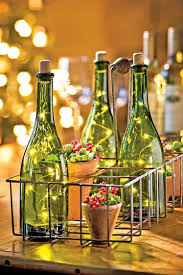 lighted wine bottles wine bottle lamp