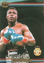 1991 Ringlords Boxing #27 Meldrick Taylor at Amazon's Sports Collectibles  Store