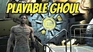 A Playable Ghoul Alternate Start Mod ...