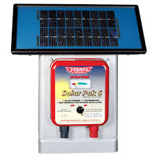 Parmak Solar Battery Energizer Charger Model Df Sp Li Qc Supply
