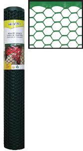 Tenax 72120942 Tenax Poultry Fence Plastic 2 X 25 Foot Vorg6180996 72120942