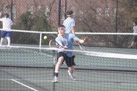 Cyclones serve up win in boy's tennis | Cse | starexponent.com