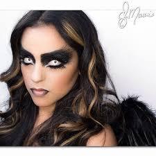 angel halloween makeup