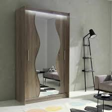 wardrobe ana 10aa rail sliding door