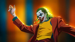 joker danger laugh hd superheroes 4k