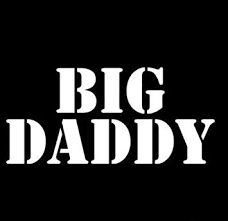 Amazon Com Ranger Products Big Daddy Cute Funny Saying Decal Sticker Die Cut Vinyl Decal For Windows Cars Trucks Tool Boxes Laptops Macbook Virtually Any Hard Smooth Surface Automotive