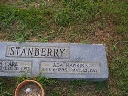 Ada Hawkins Stanberry (1896-1969) - Find A Grave Memorial