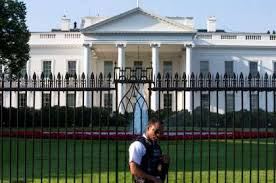 Secret Service Dreams Of New 14 Foot White House Picket Fence Houstonchronicle Com