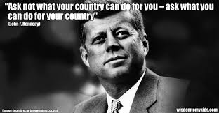 john f kennedy quotes home facebook