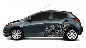 Personalize Your Mazda2 With Mazda Skins Car News Auto123