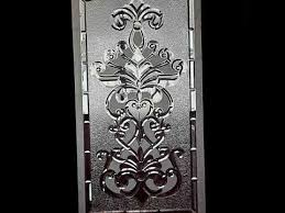 latest glass etching designs you