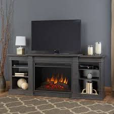realflame eliot grand antique gray