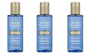 neutrogena oil free eye makeup remover