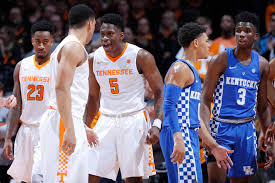 Tennessee basketball: Grant Williams and Admiral Schofield best duo in  college hoops?