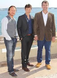 Jerome Flynn, Adam Rothenberg, Matthew Macfadyen MIPCOM 2012 ...
