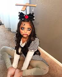 halloween doll makeup love always