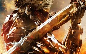 metal gear rising revengeance hd