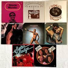 Stevie Wonder, Nexus, Ohio Players, Sister Sledge, Rough - Catawiki